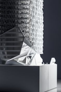 Gallery of Morphosis Architects Releases Casablanca Finance City Tower Design…