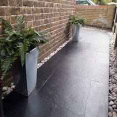 Precious Tips for Outdoor Gardens - Modern Patio Edging, Patio Slabs, Paved Patio, Paving Stone Patio, Outdoor Paving, Garden Paving, Outdoor Tiles, Stone Landscaping, Backyard Landscaping
