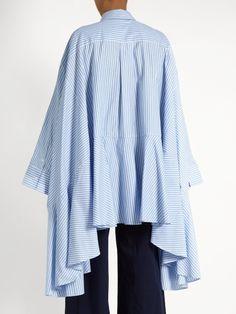Palmer//harding Poet patch-pocket cotton shirt