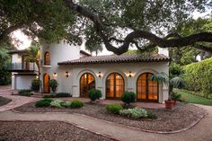 Beautiful Spanish revival house in Montecito California