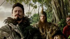 Warner Bros Pictures released a new trailer for Pan, the fairy tale action adventure movie starring Hugh Jackman, Garrett Hedlund, Rooney Mara, and Levi Miller. Hugh Jackman, Latest Movie Trailers, New Trailers, Pan Movie, Levi Miller, Garrett Hedlund, Cinema, 2015 Movies, Film Review