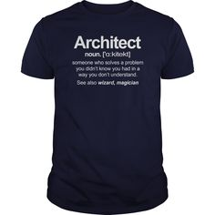 Architect See Also Wizard Magician T-Shirt, Hoodie Architect