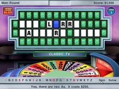 infamous line from wheel of fortune | game shows | pinterest, Powerpoint templates