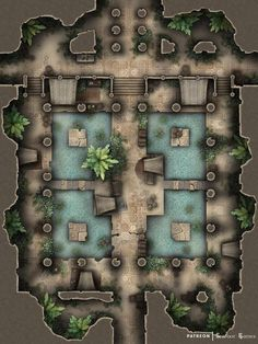 Fantasy Town, Fantasy Map, Medieval Fantasy, Dungeons And Dragons Homebrew, D&d Dungeons And Dragons, Dnd World Map, Cartographers Guild, Pen And Paper Games, Local Map