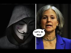 Anonymous Launches Initiative to End Media Blackout of Jill Stein - YouTube - The Humanist Report - 5:29