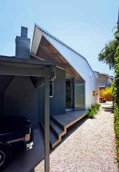 Edgewater Residence | Formation Association; Photo: Josh White | Archinect