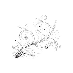 PSD Detail | Vector Floral Ornaments | Official PSDs ❤ liked on Polyvore featuring backgrounds, fillers, effects, textures, decorations, borders, doodles, details, frames and embellishments