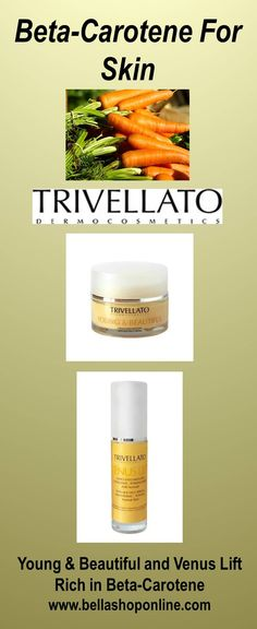 All Natural Skin Care Products From Trivellato Sermocosmetics, Milan, Italy. Check out our Website for Special Promotion. $20 OFF purchase of $40 or more, $30 OFF purchase of $60 or more. Limited time Only!
