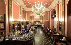Wedel Chocolate lounge - Warsaw