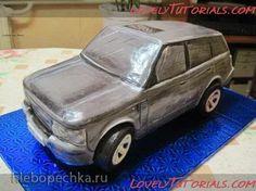 Range Rover car #cake tutorial
