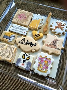 Harry Potter cookie