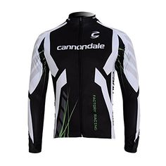 UONO Mens Long Sleeves Cycling Jersey Jacket *** Visit the image link more details.