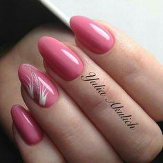trendy Ideas for nails sencillas fucsia Acrylic Nail Designs, Nail Art Designs, Acrylic Nails, Stylish Nails, Trendy Nails, Shiny Nails, Minimalist Nails, Nagel Gel, Nail Accessories