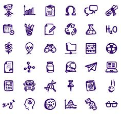 Brainy Icons - Free Icon Set