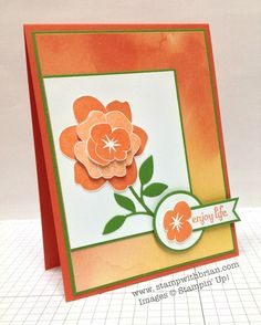 Simple Stems, Fabulous Phrases, Stampin' Up!, Brian King, FMS130