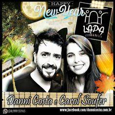 Hoje, SÁBADO, 02/01, vai rolar o primeiro som de 2016 !!! Música ao vivo com Danni Costa e Carol Soufer no Lapa Bistrô & Boteco (Monte Castelo/VR), a partir das...