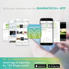 Welcome - Mannatech+ App Store Google Play, Growing Your Business, Intuition, Welcome, Health And Wellness, Android, Content, Apple, Tools