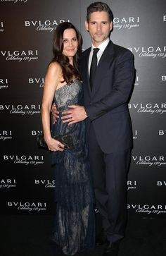 Bana and his wife Rebecca Gleeson attend a Bulgari event in Sydney in April.