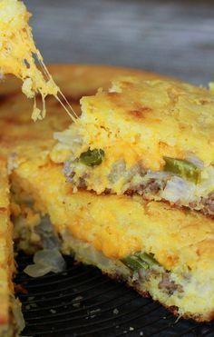 recipe: mexican cornbread casserole recipe ground beef [38]
