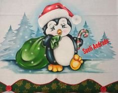 Christmas Cards, Christmas Decorations, Christmas Ornaments, Holiday Decor, Penguin Coloring Pages, Pictures To Paint, Yoshi, Seasons, Crafts