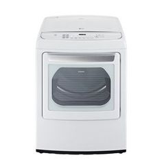 lg 73cu ft electric dryer white lowes 5 stars 144 reviews sale price washer u0026 dryer pinterest dryer gas dryer and laundry