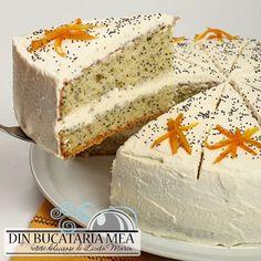 Un tort destul de usor de preparat, foarte placut la gust, si potrivit pentru orice ocazie!           Ingrediente pt. blat:  5 oua...