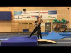 Definitely be safe in your efforts to try these skills taught. This video describes how to do a full twisting layout. Boys Gymnastics, Gymnastics Floor, Gymnastics Problems, Gymnastics Skills, Gymnastics Coaching, Acrobatic Gymnastics, Olympic Gymnastics, Olympic Badminton, Olympic Games Sports