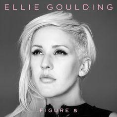 Caratula Frontal de Ellie Goulding - Figure 8 (Cd Single)