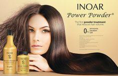 The NEW #Powder #Keratin #Treatment - #Power #Powder #Frizz