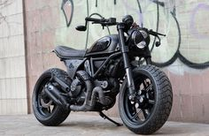 Unique and Creative Black is Black This new product Scrambler Ducati Visit in the . - Unique and creative black is black This new product Scrambler Ducati Visit in snow sports … for t - Moto Scrambler, Ducati Scrambler Custom, Bobber Motorcycle, Moto Bike, Motorcycle Style, Cool Motorcycles, Motorcycle Fashion, Motorcycle Quotes, Triumph Motorcycles