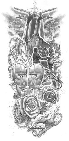 Pink Floyd Design
