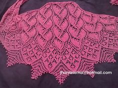 Free pattern on Ravelry: dreams of milano shawl pattern by Jhon Laserna