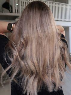 Cool Toned Blonde Hair, Medium Blonde Hair, Dyed Blonde Hair, Blonde Hair Looks, Balayage Hair Blonde, Aesthetic Hair, Blonde Aesthetic, Aesthetic Light, Brown Aesthetic