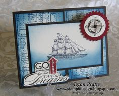 Fun Folds- The Open Sea by lpratt - Cards and Paper Crafts at Splitcoaststampers