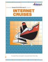 INTERNET CRUISES: A Global Travel Simulation Using the World Wide Web-----Project that involves teaching technology to kids by having them do research as if they are planning a cruise with their cruise line team to discover a new destination!