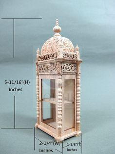 Doll House Miniature 1:12 Scale The Pacho by UOLHKscalefurniture