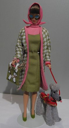 Barbie in Poodle Parade and Dog 'n Duds (Stento - via Flickr) I have this.