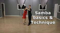 Learn Samba basic dance steps in the international Latin Style. You will learn the Basic movement and whisks Samba dance steps and Samba technique. For more ...