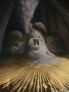 Dark Souls III: The Ringed City, Filianore, Darkeater Midir & the Divine Spears