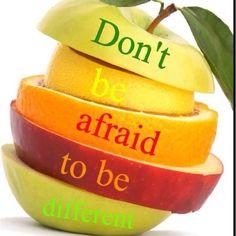 Dont be afraid love