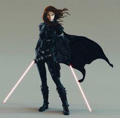 art,арт,красивые картинки,арт девушка,Sci-Fi,Mara Jade,Звездные Войны,Star Wars,фэндомы,3d art