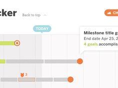 Growth Tracker TAGS: #calendar #gantt #tasks
