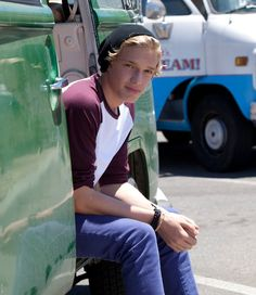 Imagine Cody Simpson sitting there, waiting for you...<3