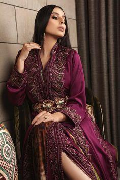 Moroccan Caftan, Sari, Kaftans, Queen, Touch, Dresses, Fashion, Wedding Night, Caftan Marocain