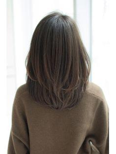 Haircuts Straight Hair, Haircuts For Medium Hair, Medium Hair Cuts, Long Hair Cuts, Hairstyles Haircuts, Medium Hair Styles, Straight Layered Hair, Medium Layered Hair, Shot Hair Styles
