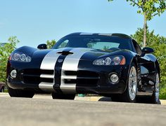 Dodge Viper SRT10 Viper coupe