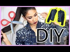 DIY Jeans / Pantalones - 50 ideas para renovar tus jeans de forma rápida y barata (GUÍA DE ESTILO) - YouTube Lupita Rios, Diy Fashion, Fashion Trends, Diy Clothing, Ideas Para, Youtube, Diy And Crafts, Instagram, Blog