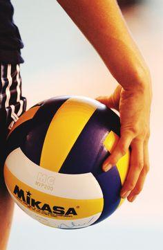 mikasa, volleyball ball . ♥