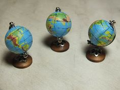 Miniature Globe Tutorial