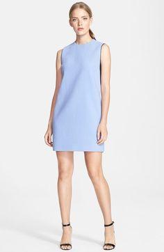 Victoria,+Victoria+Beckham+Bouclé+Shift+Dress+available+at+#Nordstrom
